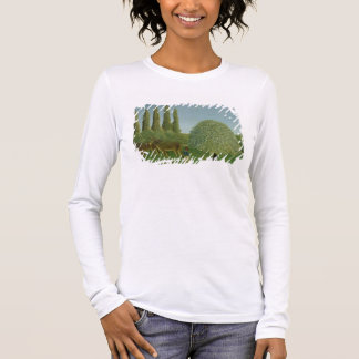 In the Fields, 1910 Long Sleeve T-Shirt