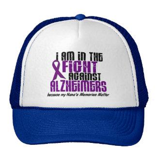 In The Fight Against Alzheimer's Disease NANA Cap
