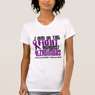 In The Fight Against Alzheimer's GRANDFATHER Shirts