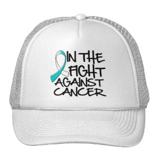 In The Fight Against Cervical Cancer Cap