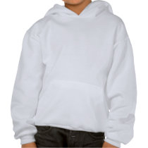 In The Fight Against Cystic Fibrosis COUSIN Hooded Pullover