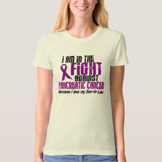 In The Fight Against Pancreatic Cancer T Shirts