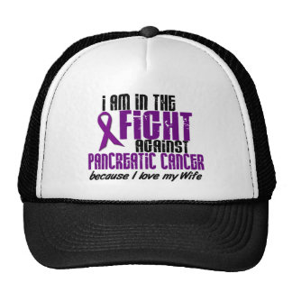 In The Fight Against Pancreatic Cancer WIFE Cap