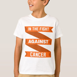 In The Fight Against Skin Cancer Shirt