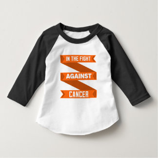 In The Fight Against Skin Cancer T-Shirt