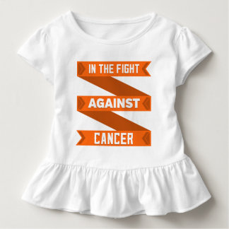 In The Fight Against Skin Cancer Tshirts