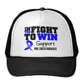 In The Fight To Win Anal Cancer Cap