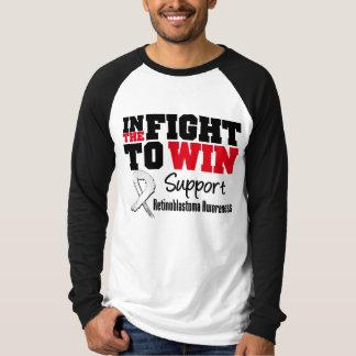 In The Fight To Win Retinoblastoma Awareness T-Shirt