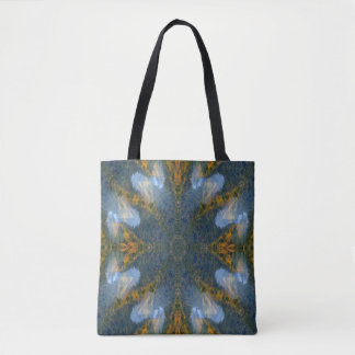In the forest... tote bag