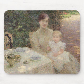 In the Garden, 1904 Mouse Pad