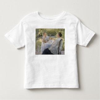 In the Garden, 1911 Toddler T-Shirt