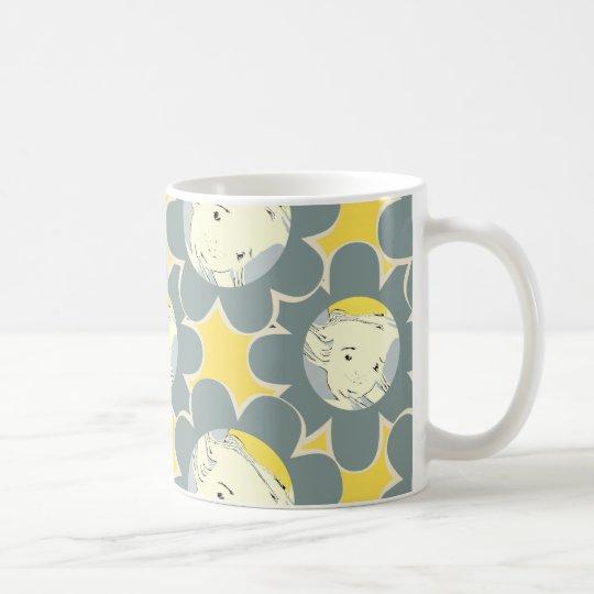 """In The Garden"" Classic 325 ml Mug"