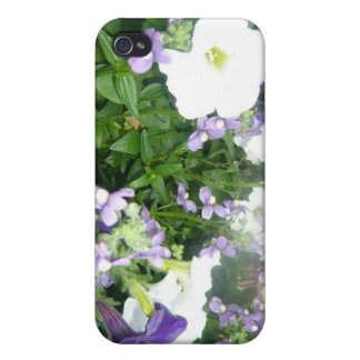In the Garden Flora Photography iPhone 4 Case