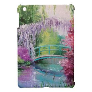 in the garden of Monet iPad Mini Cover