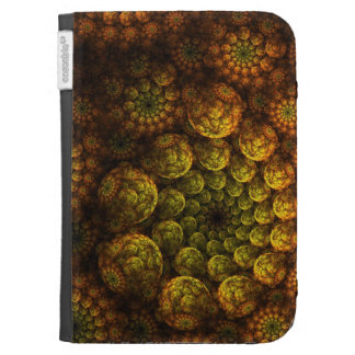 In the gardens Caseable Case Kindle Case
