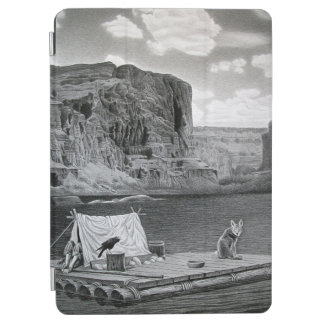 IN THE GRAND CANYON iPad AIR COVER