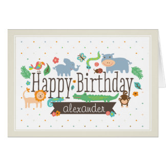 Birthday Cards from Zazzle