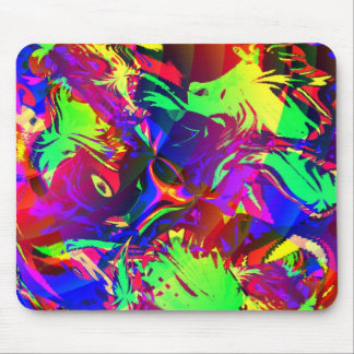 In the Jungle, the Mighty Jungle Mousepad Mousepads