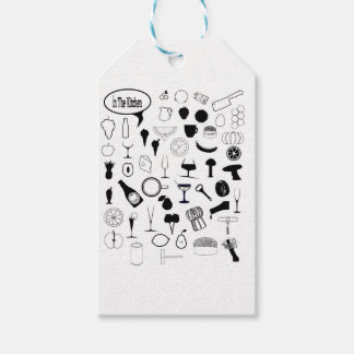 In The Kitchen Gift Tags