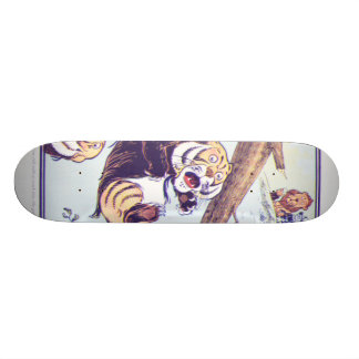 In the land of oz 21.6 cm old school skateboard deck