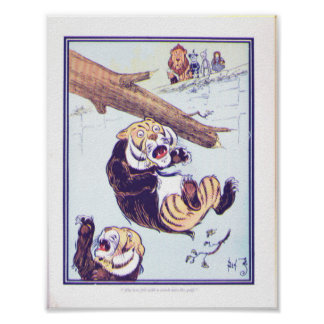 In The Land Of Oz Print