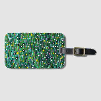 In The Meadow Luggage Tag