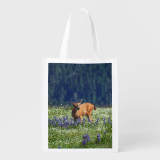 In the Meadow Reusable Grocery Bag