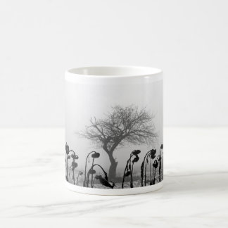 """In the Midst of the Crowd"" Basic White Mug"