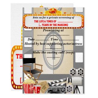 In The Movies - Invitation