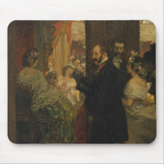 In the Opera House, 1862 Mouse Mat