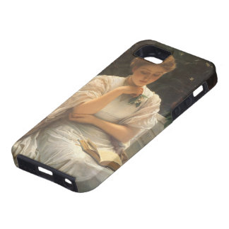 In the Orangery by Charles Edward Perugini Tough iPhone 5 Case