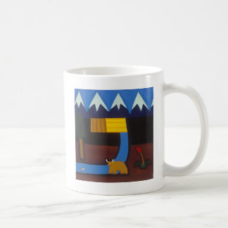 In the Peruvian Mountains 2006 Basic White Mug
