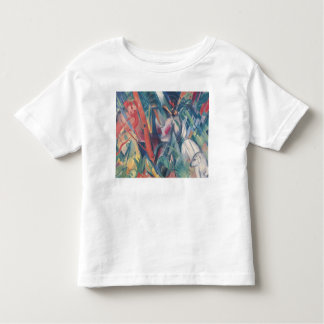 In the Rain, 1912 Toddler T-Shirt