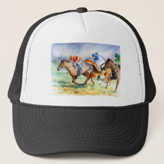 In the Running Trucker Hat