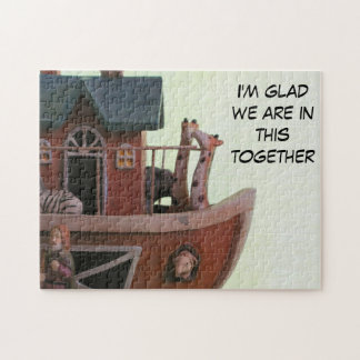 In the same boat jigsaw puzzles
