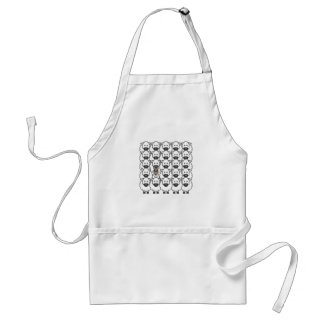 In the Sheep Standard Apron