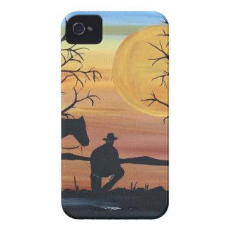 In the silence iPhone 4 Case-Mate cases