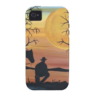 In the silence iPhone 4/4S case