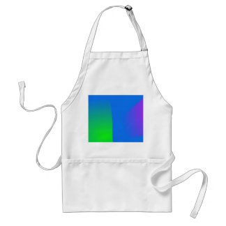 In the Sky Art Apron