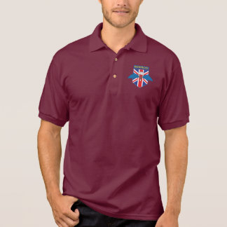 IN THE SLIPSTREAM OF HEROES POLO SHIRT