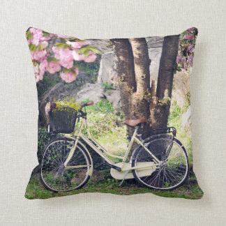 In the spring garden cushion