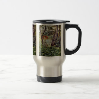 In The Sunshine By Thoma Hans Coffee Mugs