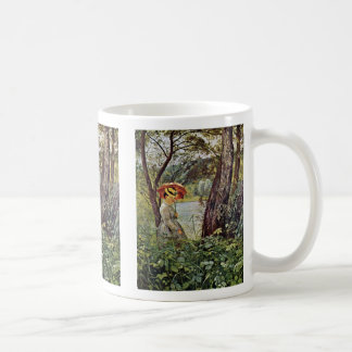 In The Sunshine By Thoma Hans Mugs