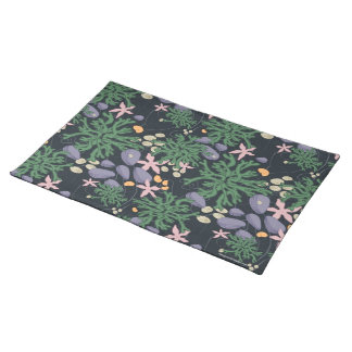 In The Tide Pool American MoJo Placemats