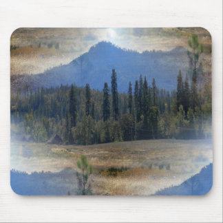 In the Valley.... Mouse Pad