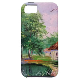 in the village iPhone 5 case