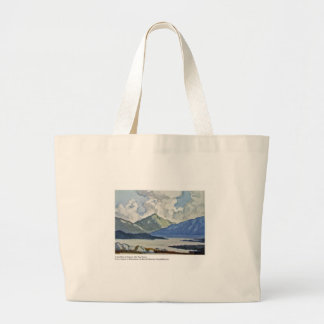 In The West of Ireland Large Tote Bag
