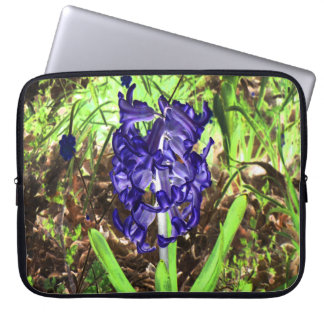 In the woods cometh Spring.. Laptop Sleeve