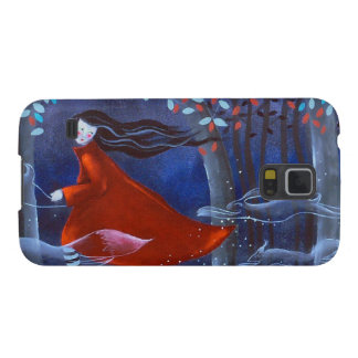 In The Woods With Animal Spirits. Galaxy S5 Case