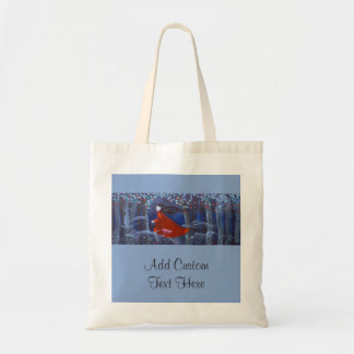 In The Woods With Animal Spirits. Budget Tote Bag